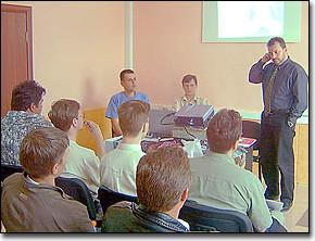 Семинар в челябинском офисе ЗЕНОНа