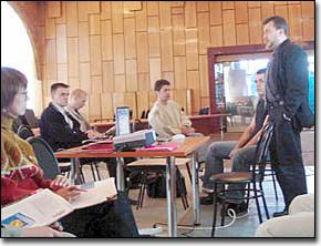 Печатники Нижнего Новгорода задавали непростые вопросы представителям Bordeaux