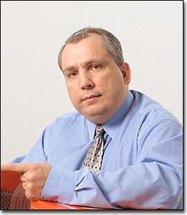 Гуржуенко Игорь Витальевич, президент компании ЗЕНОН-РЕКЛАМНЫЕ ПОСТАВКИ