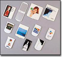 Печать на мобильных телефонах, зеркалах и футлярах для косметики