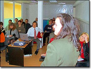 Образовательный семинар компании SISER