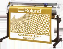 CAMM-1 PRO GX-500
