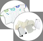Текстиль и заготовки для термопереноса