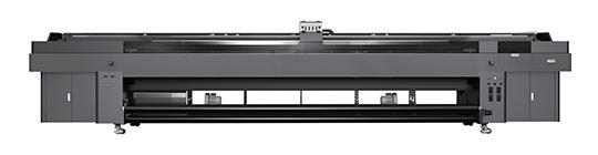Широкоформатный сольвентный принтер ZEONJET-5006 STARFIRE 25 pl