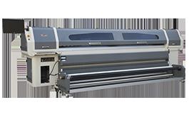 Широкоформатный сольвентный принтер ZEONJET-3202/3204 STARFIRE 10 pl