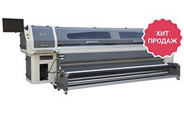 Широкоформатный сольвентный принтер ZEONJET-3202/3204 STARFIRE 25 pl