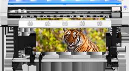 широкоформатный интерьерный принтер